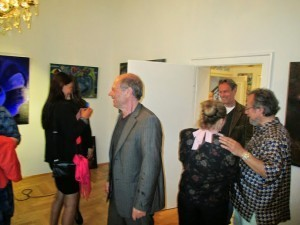 Katerina Tsitsela, Michael Stoeber, Georg Trivisas