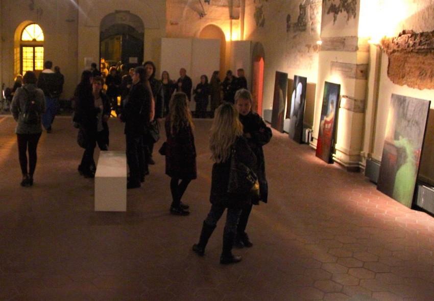 Solo exhibition Alatza Imaret K.Tsitsela